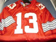 Ohio State Buckeyes Colosseum Football Jersey Sewn #13 Size Men Xl New