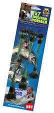 Têtes de ligne et bas de lignes vertes pour la pêche