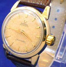 Relojes de pulsera OMEGA Omega Seamaster de cuero