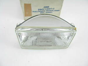 NEW - OEM Ford D94Y-13007-C Headlight Headlamp Bulb - 12V 50W