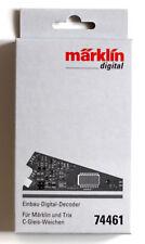 Märklin H0 74461 Einbau-Digital-Decoder für C-Gleis Weichen wie 24611 24671 Neu