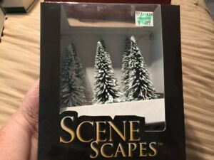 BACHMANN Scene Scapes Pine Trees