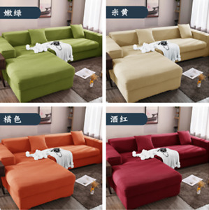 Easy-Going Stretch Sofa Slipcover 1-Piece Sofa Cover Furniture Protector Couch