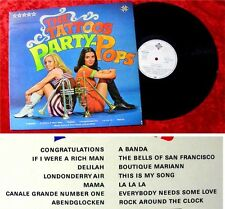 LP Tattoos Party Pops 1968