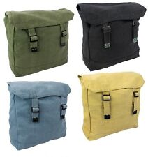 WEBBING BACKPACK RUCKSACK BAG for army military retro made of cotton canvas web