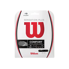 Wilson Sensation Plus Tennis String Set