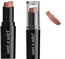 WET N WILD MegaLast Lip Color Lippenstift (E983B Never Nude) NEU&OVP