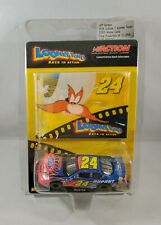 Action Diecast Car Jeff Gordon #24 Dupont Looney Tunes Card Chevrolet NASCAR