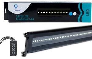 Current USA Satellite Freshwater LED Aquarium Light, 24-36 Inch -Make Offer-