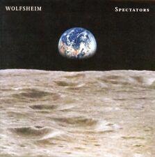 WOLFSHEIM - SPECTATORS  CD NEU