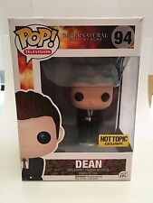 Funko POP! #94 Supernatural - Dean - Hot Topic Exclusive *Damaged Box*