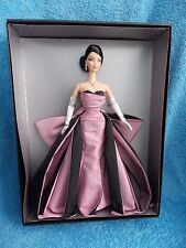 Brunette Film Noir Barbie Platinum Label 2006 Convention Doll NRFB  Magia 2000