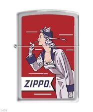ZIPPO ★ WINDY GIRL