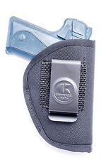 Taurus TCP PT738 .380 | Nylon IWB Inside Pants Conceal CCW Holster. Made in USA