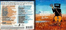 The Great Australian Songbook 2cd-Cold Chisel,INXS,Nick Cave,Gangajang,Easybeats