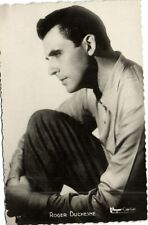 Roger Duchesne  CPA Film Star (181290)