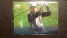 2001 Upper Deck – Legends Gary Player PGA Golf Card #54