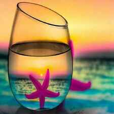 Home Office Decor Wine Glass 5D Embroidery Cross Stitch Diy Painting Full Drills