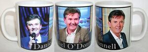 Daniel O Donnell Tea Coffee Mug Wraparound Design Mothers Day Christmas Gift