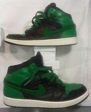 Nike Air Jordan 1 Phat Premiere BOSTON CELTICS Shoes, 375173-031, Men's Sz 11.5