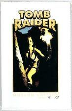 TOMB RAIDER JOURNEYS #3 ADAM HUGHES MUSEUM EDITION JAY COMPANY COA LTD 25 RARE