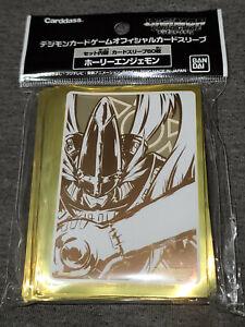 Digimon Card Game Offical Sleeves - 60 per pack - MagnaAngemon SEALED