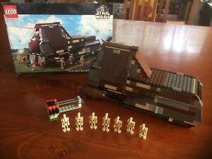 Lego - Star Wars - Trade Federation MTT - Kit 7184
