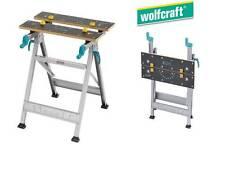 1  Wolfcraft Master 200 - Spann- und Arbeitstisch, Werkbank 6177000