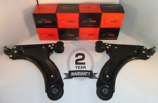 Vauxhall Meriva A Front Left/Right Wishbone Lower Suspension Arm 2003-2010 PAIR
