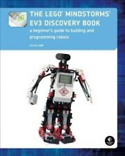 Lego Mindstorms EV3 Discovery Book : A Beginner's Guide to Building and Progr...