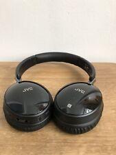 JVC Premium On Ear Bluetooth Headphones Earphones Black - HA-S70BT