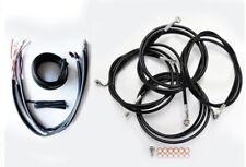 Cable//Brake Line Kit 14-16 Harley FL W//ABS LA Choppers LA-8052KT-04