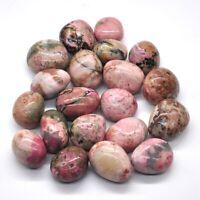 1/2 lb Rhodochrosite Natural Rough Crystal Point Stones Healing Gemstones Gift