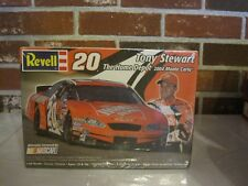 2004 REVELL #20 TONY STEWART MONTE CARLO MODEL CAR THE HOME DEPOT--NASCAR--NEW