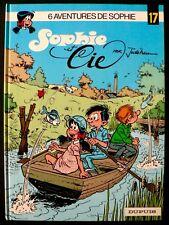 Sophie T17 - Sophie et Cie - Jidéhem - Eds. Dupuis - 1984 - EO