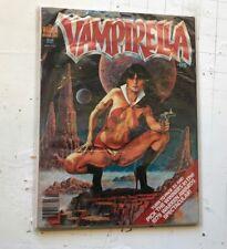 Vampirella #85 PAUL GULACY Cover horror warren 1980 sci-fi fantasy magazine book