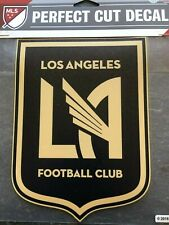 "Perfect Cut Decal - Best Quality - LAFC LAn Football Club - 7 1/2"" x 5 3/8"""