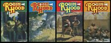 Robin Hood Comic Full Set 1-2-3-4 Eternity Adventures of the Prince of Thieves
