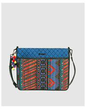 Borsa a Tracolla Donna Desigual Bols Formigal Togo Multicolore 8434486183858 unica