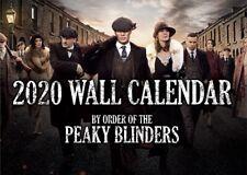 Peaky Blinders 2020 Calendar SALE 50% OFF, plus FREE Postage, & 6 Peaky Beer Mat