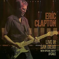ERIC CLAPTON LIVE IN SAN DIEGO 2 CD 2016