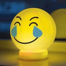 Emoji Tears of joie Illumi-Mate lumière couleur changeante NEUF Lampe LED