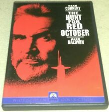 The Hunt for Red October DVD Sean Connery