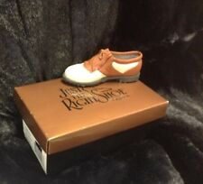 Nib 1999 Just The Right Shoe Raine Golf Shoe -New