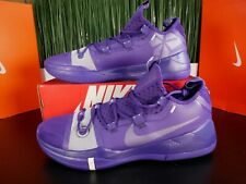 Nike Kobe Bryant AD TB Exodus Court Purple Mens Shoes AT3874–501 Size 15