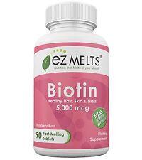 Vitaminas Para Fortalecer Y Crecer Las Uñas - Pastillas Para Uñas - 100% Natural