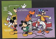 Disney Antiguan & Barbudan Stamps (Pre-1981)
