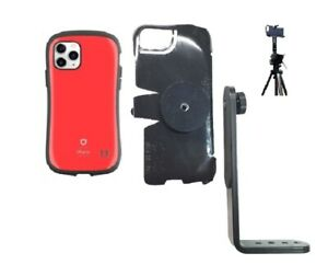 SlipGrip Custom Holder For Apple iPhone 11 Pro Max Using iFace Shockproof Bumper