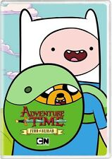 Adventure Time: Finn The Human 8 (2015, REGION 1 DVD New)