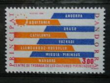 PRINCIPAT D'ANDORRA,ANDORRE '1984 ** MNH 333 YT 1,55 EUR,CULTURE,PYRENEES